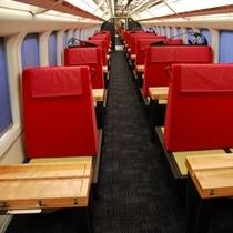 ■山形新幹線とれいゆつばさ:お座敷指定席