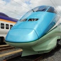 ■山形新幹線とれいゆつばさ:新幹線初のリゾート列車です