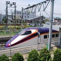 ■山形新幹線つばさ新車両エクステリアデザイン