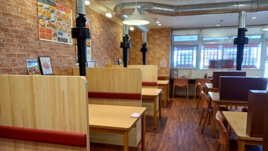 ■レストラン店内
