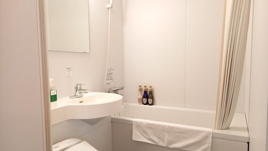 ■客室:バスルーム