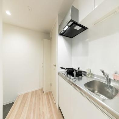 【GOOD PRICE】1泊限定の特割プラン★キッチン・洗濯機付き! 広さ20㎡☆4名様まで宿泊可