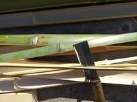 竹ひご作り体験