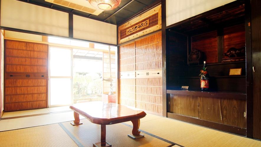 客室◆落ち着いた空間で、ゆったりとした時間をお過ごしください