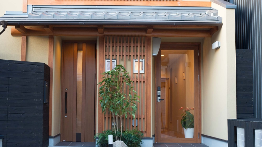 ・京都東山の小さなんホテルです