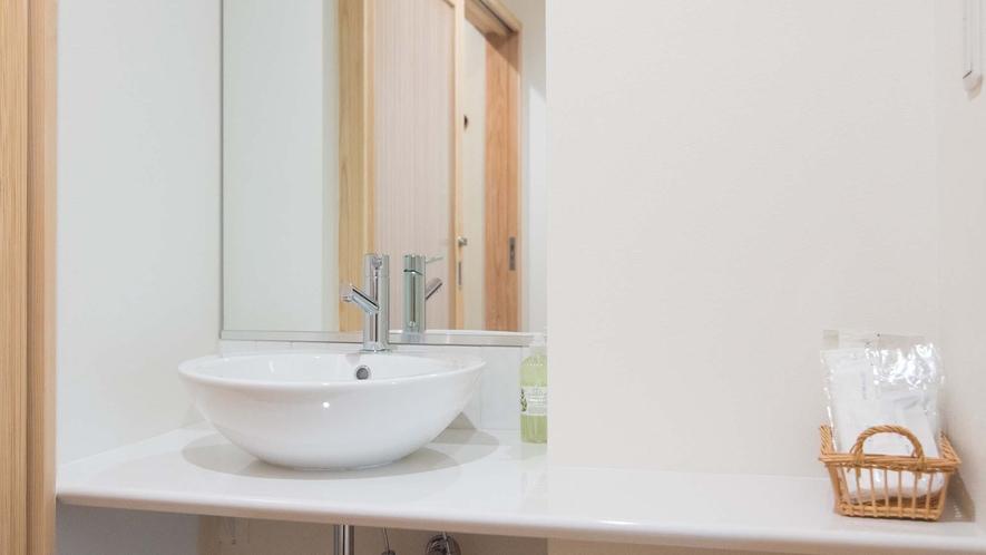 ・【Room1】水回りは清潔感を保つように心がけております