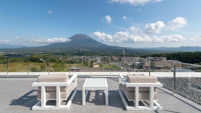 【楽天トラベルセール】夏休みはニセコひらふへ!最上階で過ごす思い出の絶景ステイ<朝食付>ペントハウス