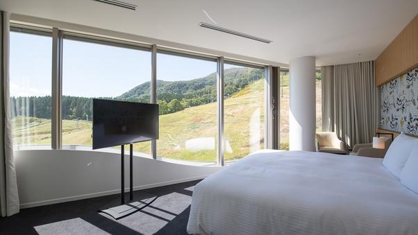 ホテルルーム(25平米/ダブル/キッチン無)眺望指定なし