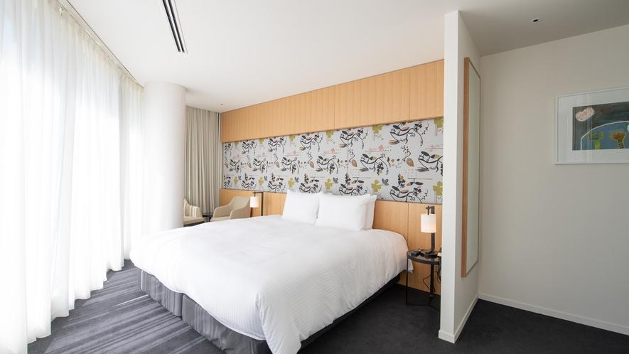 【4ベッドルーム】寝室