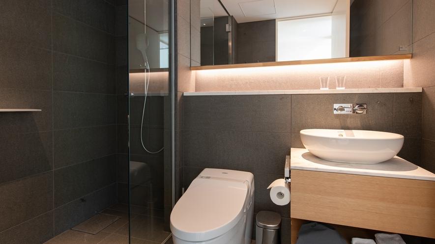 【1ベッドルーム】浴室(シャワーブース)