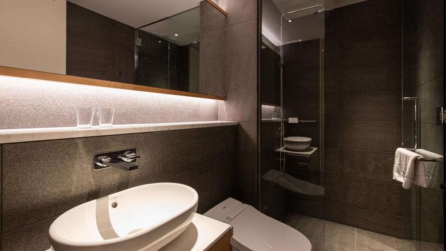 【3ベッドルーム】浴室(シャワーブース)