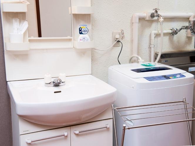 【102】洗面台と洗濯機