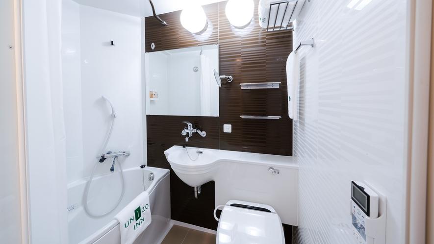 シングル/セミ バスルーム