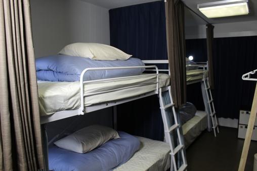 おまかせ部屋【1から4名様1室利用】4ベッドドミトリー