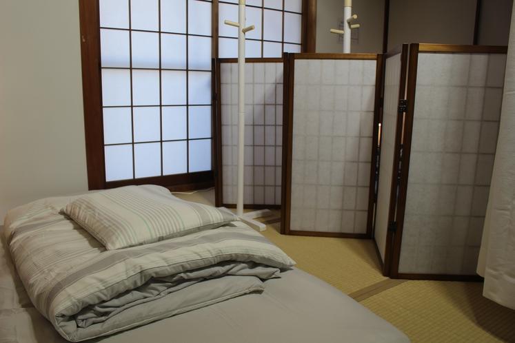 washitsu:和室ドミトリー【女性専用】 禁煙