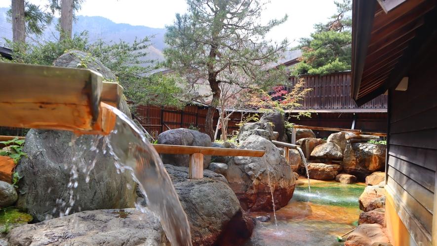 ◆杣人の湯 大露天風呂
