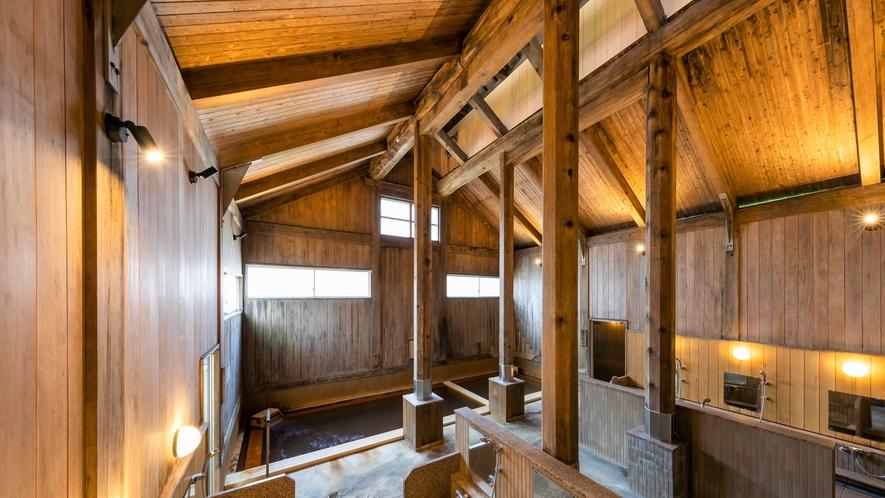 ◆【大浴場】木響の湯 内湯