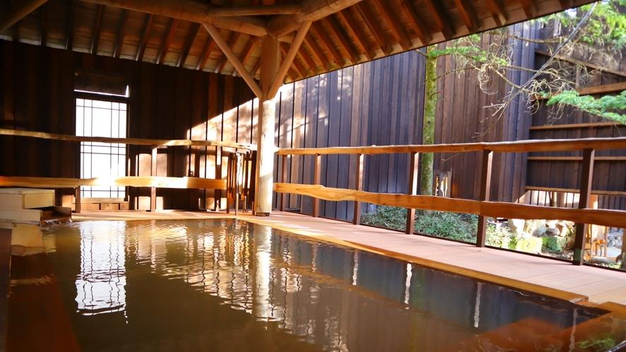 ◆木郷の湯 東屋風呂