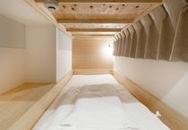 private dormitory maximum 6 people / 6人貸切ドミトリー