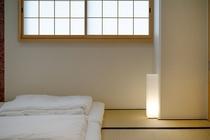 Tatami room maximum 5 people / 和室5人部屋
