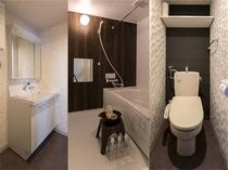 浴室・洗面台・トイレ