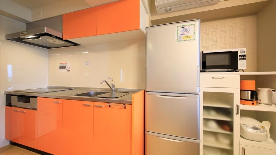 Ddタイプ一例 コンドミニアムタイプのお部屋は家具もそろっております。