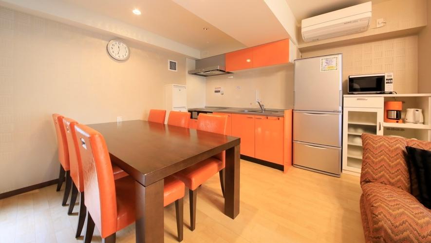 Ddタイプ一例 お部屋ごとにデザインは様々。雰囲気が変わります。