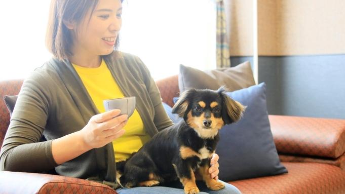 【秋冬旅セール】人気No1<基本プラン>で愛犬も大満足リゾートステイ!ペット主役の会員制リゾート体験