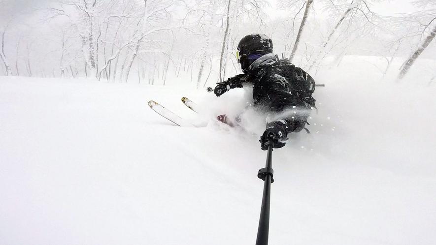 斑尾高原スキー場 PowderWave2