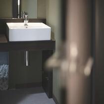 モデレートツインウェスタンスタイル洗面台