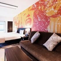 デザイナーハリウッドツイン【buggyルーム】1236号室