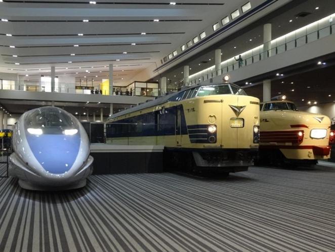 本館3車両(京都鉄道博物館)