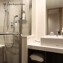 スタンダードダブルを除いて、全室風呂・トイレ別セパレートのお部屋です。
