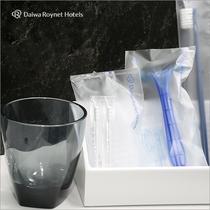 浴室アメニティ:歯ブラシセット