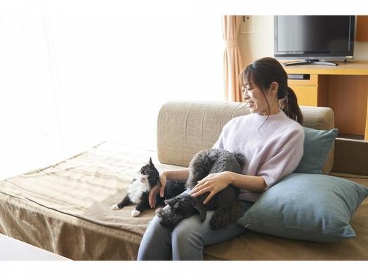 【猫だって一緒に旅したいにゃん♪】ニャンニャンプラン《嬉しい5大特典付き!》