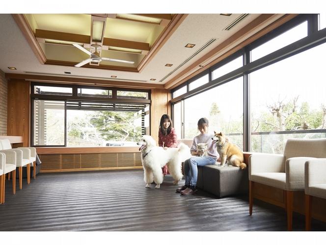 愛犬コミュニティ広場(室内)
