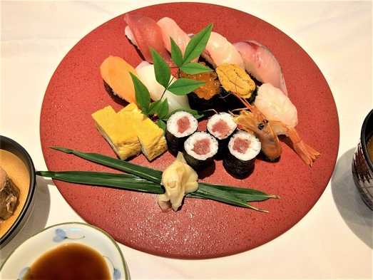 【豪華★夕食は3種類から選べる】①うな重セット②寿司③サーロインステーキ300gセット★2食付プラン