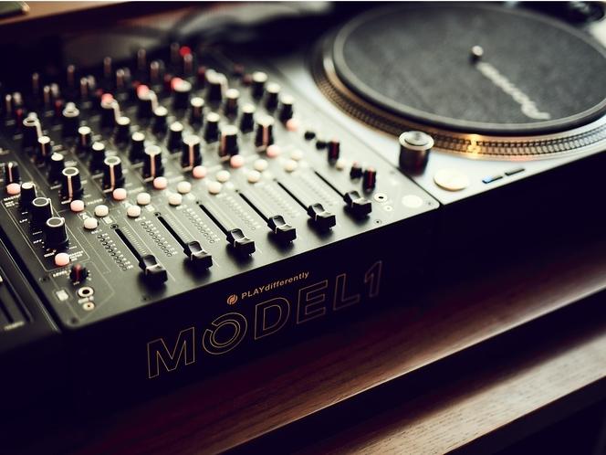 音響設備!