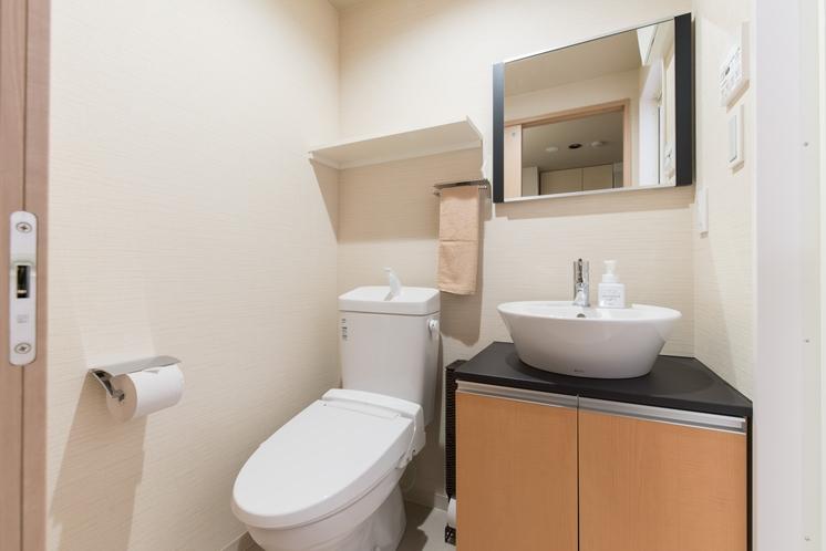 トイレ・洗面台