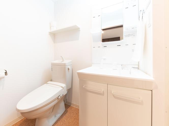 ツインルーム 洗面所・トイレ