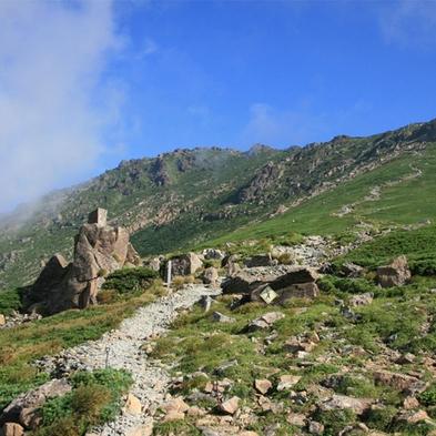 日本百名山「早池峰」を登山する!山登り1泊朝食プラン