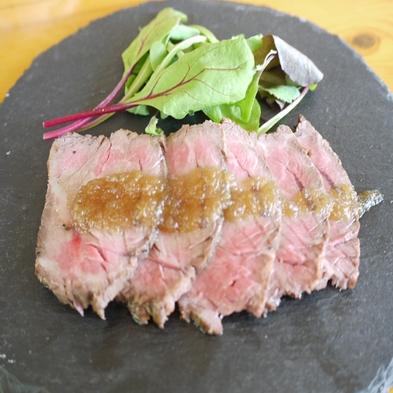 【夏限定】冷麺とローストビーフが付いた1泊2食付きプラン