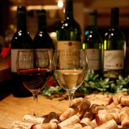 岩手のワイン。充実のラインナップです。