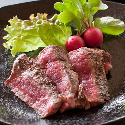 いわて県産牛ステーキ