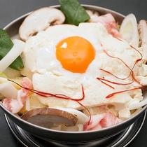 お一人様からOK!ちょっと贅沢な特製純豆腐(スンドゥブ)チゲ