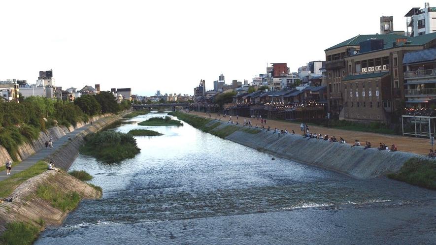【観光情報】鴨川