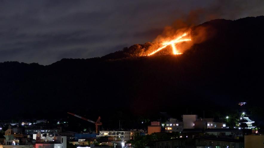 【観光情報】京都五山送り火
