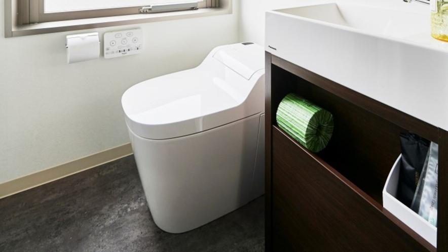 【客室設備】トイレ