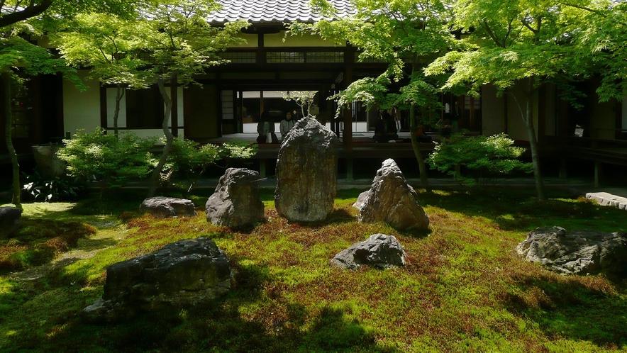 【観光情報】建仁寺の方丈