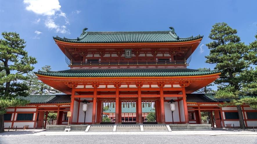 【観光情報】平安神宮